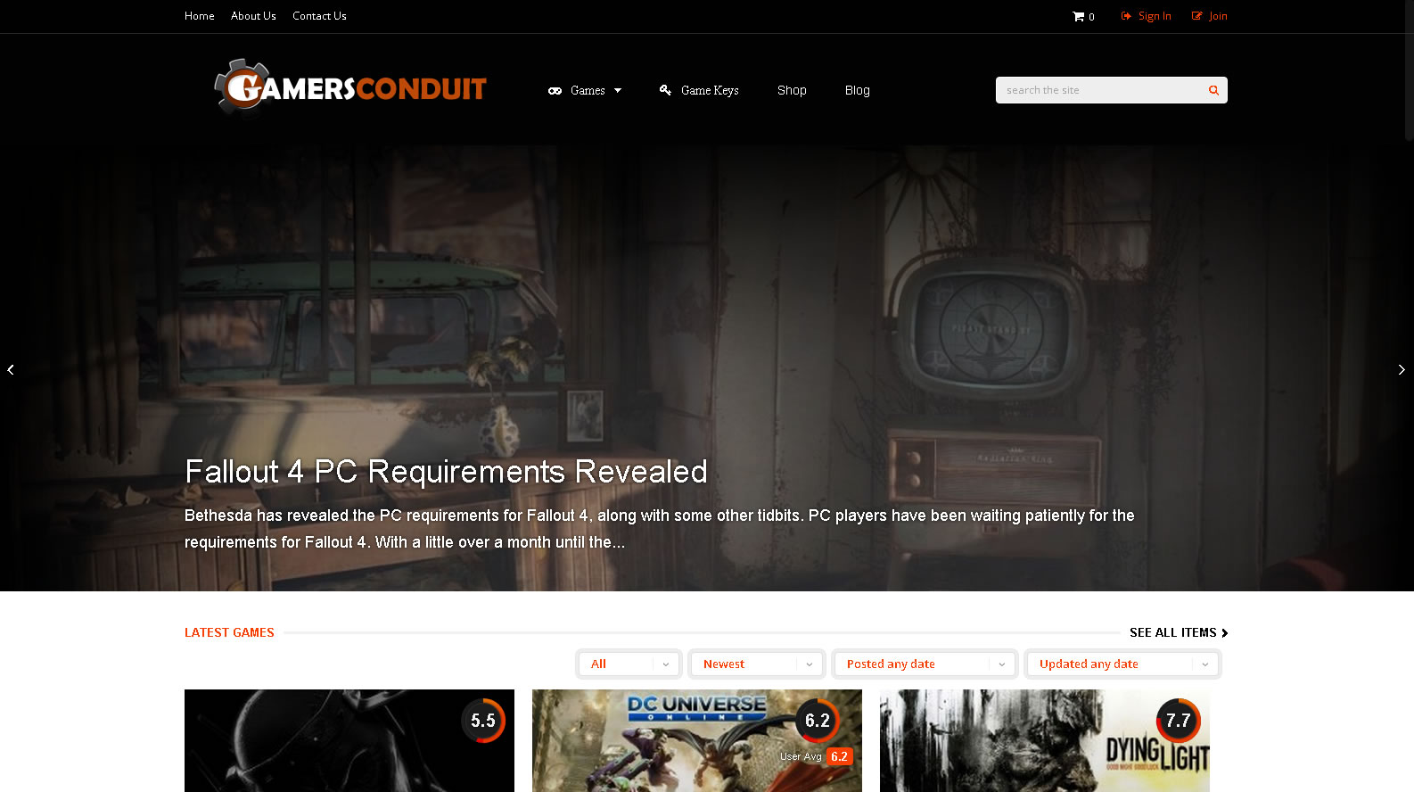 GamersConduit.com content writing and writers.