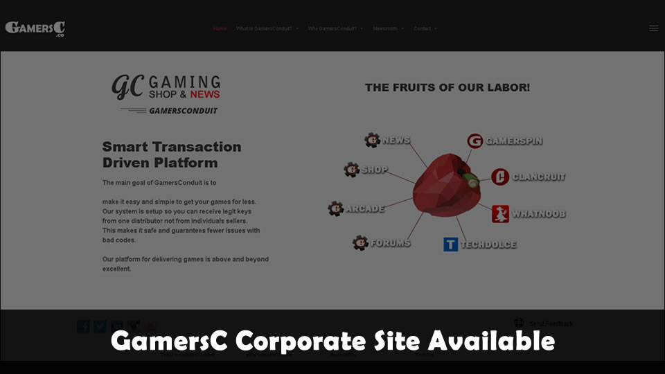 GamersC Official Site is available for details on ProfoundSyntax publications.